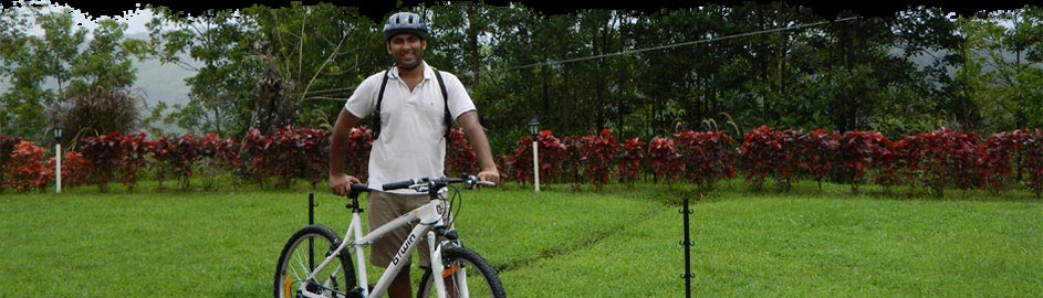 vihangama holiday cycle ride